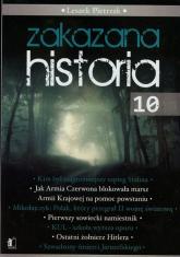 Zakazana historia 10 - Leszek Pietrzak | mała okładka