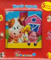 Wesoła zagroda Super puzzle -    mała okładka