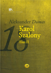 Karol Szalony Tom 2 - Aleksander Dumas | mała okładka