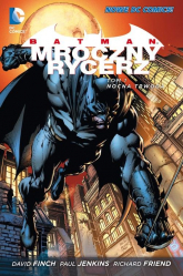 Batman Mroczny Rycerz Tom 1 Nocna trwoga - Paul Jenkins | mała okładka
