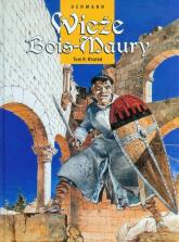 Wieże Bois-Maury Tom 9 Khaled - Hermann Huppen | mała okładka