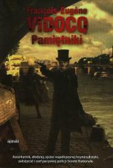 Pamiętniki - Francois-Eugene Vidocq | mała okładka