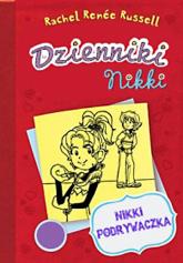 Dzienniki Nikki Nikki podrywaczka - Rachel Renee Russell | mała okładka