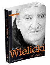 Mój wybór Krzysztof Wielicki Tom 1 - Piotr Dróżdż | mała okładka