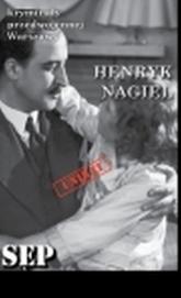 Sęp Kryminały przedwojennej Warszawy - Henryk Nagiel | mała okładka