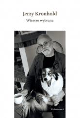 Wiersze wybrane + CD - Jerzy Kronhold | mała okładka
