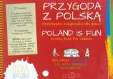 Przygoda z Polską kreatywna książeczka dla dzieci -  | mała okładka