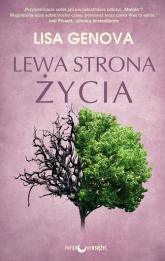 Lewa strona życia - Lisa Genova | mała okładka