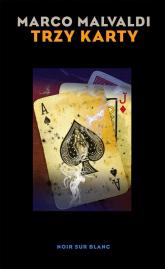 Trzy karty - Marco Malvaldi | mała okładka