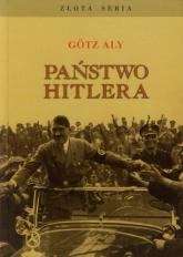 Państwo Hitlera - Gotz Aly | mała okładka