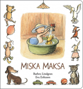 Miska Maksa - Lindgren Barbro | mała okładka