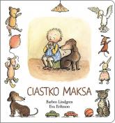 Ciastko Maksa - Lindgren Barbro | mała okładka