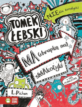 Tomek Łebski Tom 6 Ma (chrapkę na) smakołyki - Liz Pichon | mała okładka