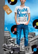 Denim blue - Katarzyna Ryrych   mała okładka