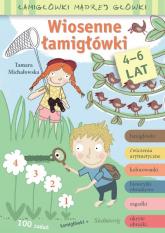 Wiosenne łamigłówki - Tamara Michałowska | mała okładka