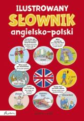 Ilustrowany słownik angielsko-polski - Jacek Lang | mała okładka