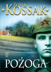 Pożoga - Zofia Kossak | mała okładka