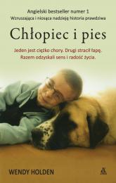 Chłopiec i pies - Wendy Holden | mała okładka