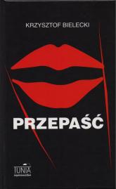 Przepaść - Krzysztof Bielecki | mała okładka