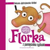 Florka Z pamiętnika ryjówki - Roksana Jędrzejewska-Wróbel | mała okładka