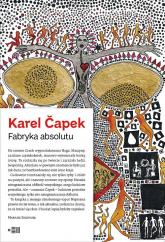 Fabryka absolutu - Karel Capek | mała okładka