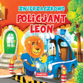 Zwierzaczkowo Policjant Leon - Wiesław Drabik | mała okładka