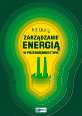 Zarządzanie energią w przedsiębiorstwie - Kit Oung | mała okładka