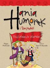 Hania Humorek i Smrodek Poszukiwacze skarbów - Megan McDonald   mała okładka