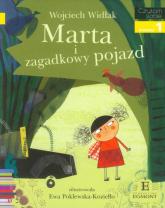 Marta i zagadkowy pojazd poziom 1 - Wojciech Widłak | mała okładka
