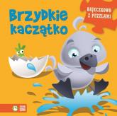 Brzydkie kaczątko Bajeczkowo z puzzlami -  | mała okładka