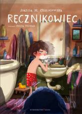 Ręcznikowiec - Chmielewska Joanna M.   mała okładka