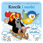 Krecik i sanki - Małgorzata Strzałkowska | mała okładka
