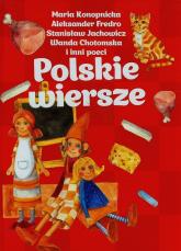 Polskie wiersze - Konopnicka Maria, Fredro Aleksander, Jachowic | mała okładka