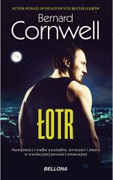 Łotr - Bernard Cornwell | mała okładka