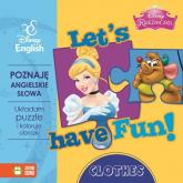 Let's have Fun Clothes z puzzlami Księżniczka -  | mała okładka