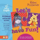 Let's have Fun Colours z puzzlami Kubuś i Przyjaciele -  | mała okładka