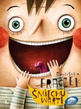 Śmiechu warte - Agnieszka Frączek | mała okładka