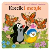 Krecik i motyle - Małgorzata Strzałkowska | mała okładka