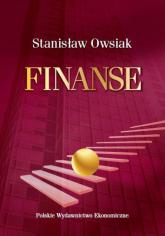 Finanse - Stanisław Owsiak | mała okładka