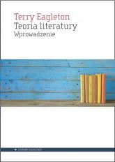 Teoria literatury Wprowadzenie - Terry Eagleton | mała okładka