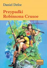 Przypadki Robinsona Crusoe - Daniel Defoe | mała okładka