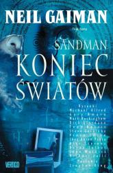 Sandman Tom 8 Koniec światów - Neil Gaiman | mała okładka