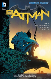 Batman Rok zerowy - Mroczne miasto Tom 5 - Scott Snyder   mała okładka