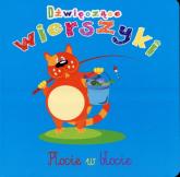 Dźwięczące wierszyki Płocie w błocie - Urszula Kozłowska | mała okładka