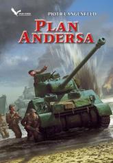 Czerwona ofensywa Tom 3 Plan Andersa - Piotr Langenfeld | mała okładka