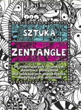 Sztuka Zentangle -  | mała okładka