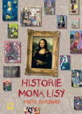 Historie Mona Lizy - Piotr Barsony | mała okładka