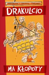 Drakulcio ma kłopoty - Pinkwart Sergiusz, Pinkwart Magdalena | mała okładka