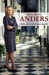 Córka generała i piosenkarki - Anders Anna Maria | mała okładka