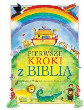 Pierwsze kroki z Biblią - Wright Sally Ann | mała okładka